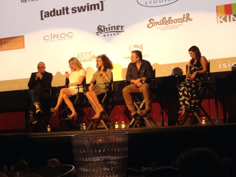 THE FOSTERS Panel at ATX TV Fest/Episode 3x01: All-Around Awesomeness (2/4)